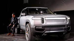 Amazon-backed electric vehicle maker ...