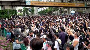 Protests continue in Thailand amid government crackdown - CNN Video