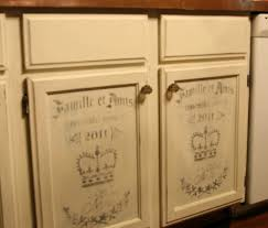 Kitchen Stencil Visio Kitchen Cabinet Stencils Monsterlune