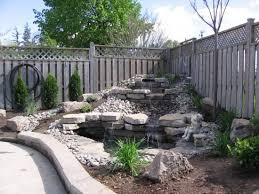 Small Picture The 25 best Homemade waterfall ideas on Pinterest Water