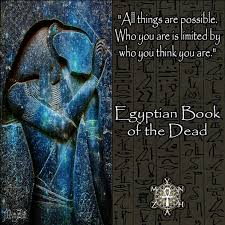 Egyptian Book Of The Dead Quote Simple Quote For The Dead