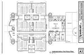 locker room floor plan
