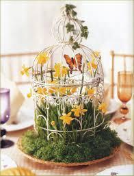 Decorating: Wedding Birdcage Ideas - Floawer Bird Cages