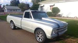 1968 Chevy C20 For Sale - YouTube