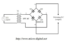 bridge rectifier wiring diagram schematics and wiring diagrams ponent diagram of rectifier shunt regulator for overvole