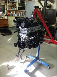 Nice Toyota 22re engine all rebuilt and ready to put back in truck ...