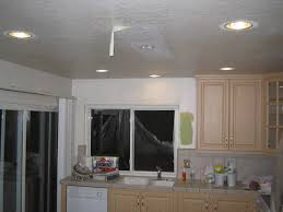 how far apart should recessed lights be