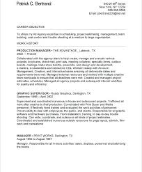 Resume Sample For Production Manager Best of Production Supervisor Resume This Is Retail Supervisor Resume Retail