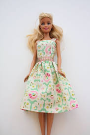 <b>Одежда для кукол</b> своими руками. Мастер-класс: платье для ...