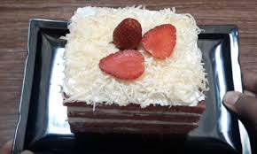 Indonesian Cuisine Resepi Cake Red Velvet Kukus Daily Makan