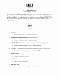 Resume Templates For Word College Admission Resume Template
