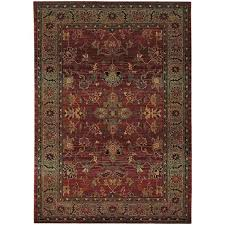 green oriental rug emerald persian red traditional