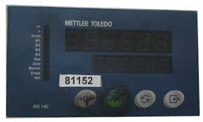 indicator ind140 08 by mettler toledo repair at synchronics indicator ind140 08