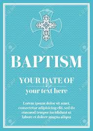 Congratulation Certificate Postcard Christian Baptism Invitation Congratulation Certificate