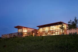 Design Group Columbus Ohio Grange Insurance Audubon Center Designgroup Archdaily