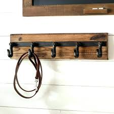wood coat rack wall wood and iron wall mounted coat rack reviews birch lane wood and