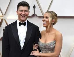 Colin Jost Dating History: Scarlett ...