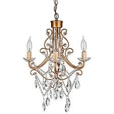 af lighting 8912 4h naples four light mini chandelier gold elegant crystal 16