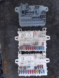 obd0 to obd1 questions swaps red pepper racing here are the interior fuse boxes 88 91 civic top 84 87 civic middle 86 89 integra bottom