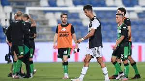 Scores, stats and comments in real time. Juventus Held 3 3 At Sassuolo Lazio Also Draws Against Udinese Hindustan Times
