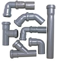 Types Of Pipes Sanking Pvc U Pipes Fittings Valves Packaging Type Box