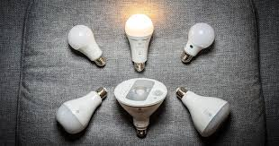 GE's newest <b>LED</b> light bulbs feature <b>Bluetooth speakers</b>, motion ...
