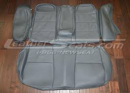 honda accord car seat covers accord single tone charcoal leather interior honda accord car seats covers