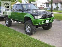 Toyota pickup - Jungle Fender Flares