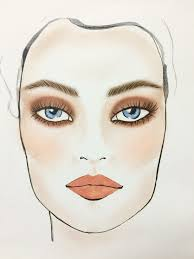 natural beauty orange bronze tones to create a smokey eyeshadow look this will add depth against the lightness makeup tutorial for blue eyes