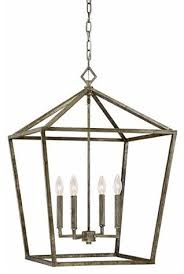 millennium lighting 3254 4 light foyer pendant