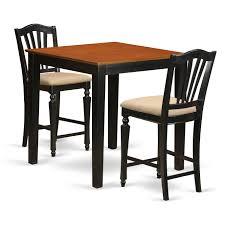 3 Piece Counter Height Pub Table Set Wayfair Condo Kitchen