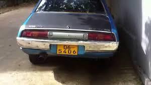 Toyota Corona Mark II 1974 - YouTube