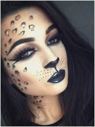 cat leopard face paint makeup imagenesmi