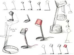 Table Lamp Sketch At Paintingvalleycom Explore Collection Of