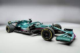 Gary Anderson New Aston Martin F1 Car Full Of Clear Ideas The Race