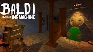 baldi and the ink machine bendy and