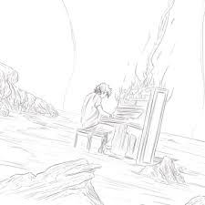 Lyndon White Sketching Away Illustrator Illustration Art