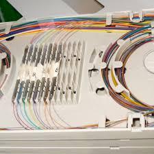 Empresa instaladora de redes informáticas. - Fibra Óptica
