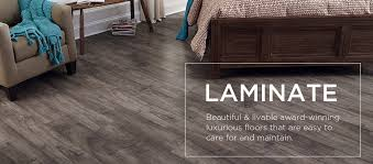 What are Laminate Floors made from?