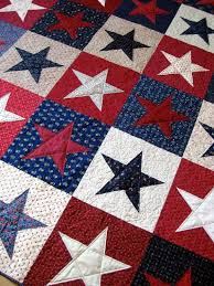Best 25+ Patriotic quilts ideas on Pinterest   Quilting, Baby ... & Olympics Patriotic Quilt Red White and Blue by SallyManke, $335.00 Adamdwight.com