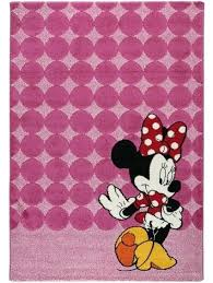 idea minnie mouse rugouse kids rug pink by color pink design cartoon characters 73