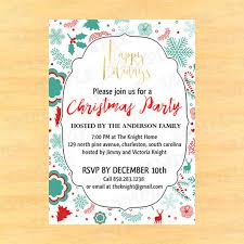 invitation for a party 21 christmas invitation templates free sample example format