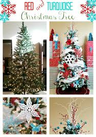 Red-Turquoise-Christmas-Tree-1
