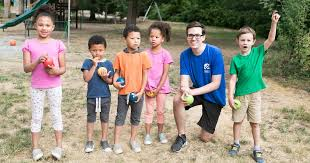 """NorthVanRC on Twitter: """"Our Playground Leaders are back in Heywood, Mahon, Myrtle,  Ray Perrault & Viewlynn Parks this summer and they're bringing sports  equipment, game ideas and crafts for some unstructured fun"""