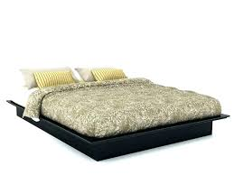 Low King Size Bed Frames Low Full Size Bed Low Bed Frame Queen Large ...