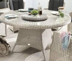 Destiny Gartentisch Luna Xxl Ca150 Cm Tisch Polyrattan