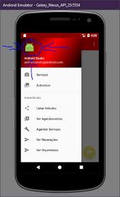 How Change Drawer Android To Overflow Navigation Stack Icon 6wAd6SBq