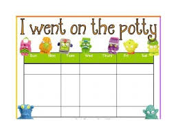 Classroom Potty Chart Worksheets Teaching Resources Tpt