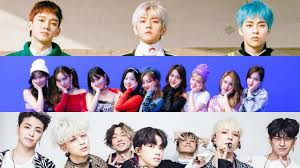 Exo Cbx Twice And Ikon Receive Gaon Platinum Certifications