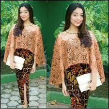Kalau anda adalah seorang wanita yang sudah memiliki pasangan. Model Baju Batik Gamis Untuk Wanita Gemuk Hijabfest